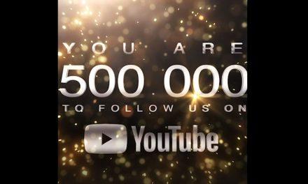 Plus d'un demi millions d'abonnés pour la chaîne Youtube de l'ESMA !