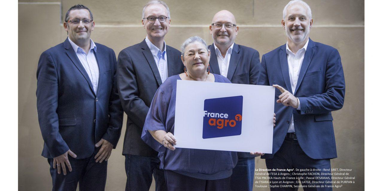 Le réseau d'écoles d'ingénieurs Fésia devient France Agro3
