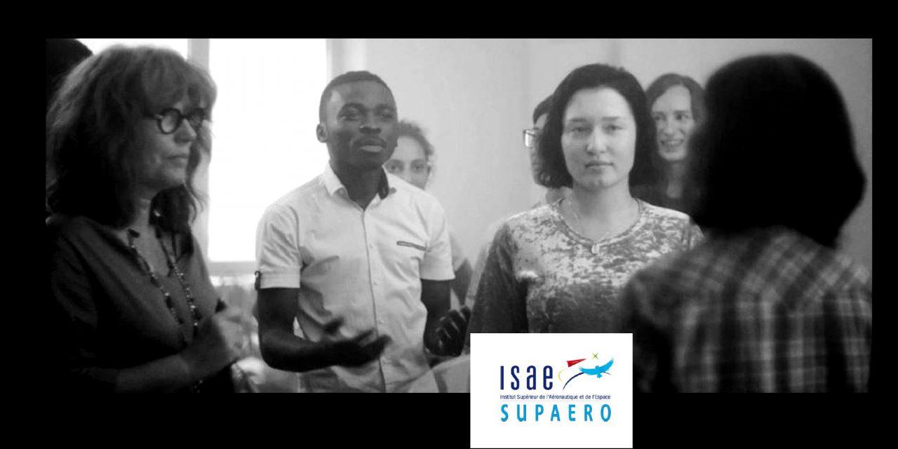 « Tomorrow is our purpose » L'ISAE-SUPAERO lance son film de marque