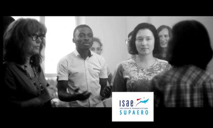 « Tomorrow is our purpose » L'ISAE-SUPAERO lance son film de marque