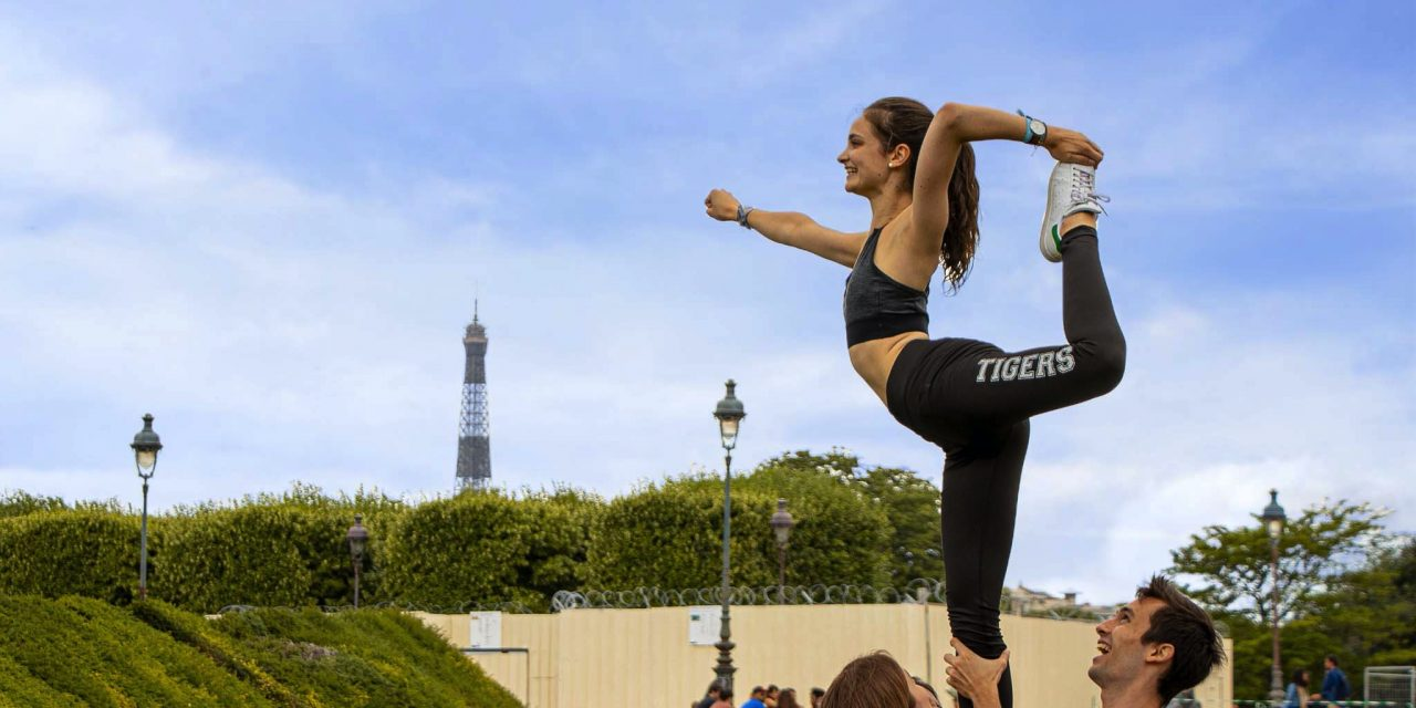 ESCP Tigers : des cheerleaders, mais pas que