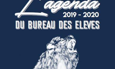 L'agenda 2019/2020 du bureau des élèves – Sciences Po