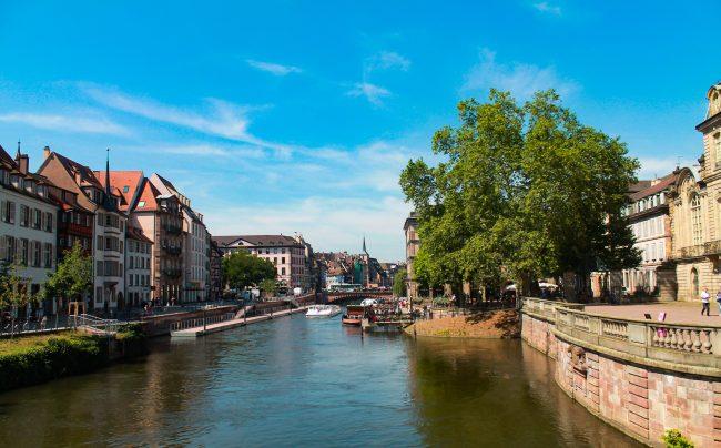 Ma vie à Strasbourg
