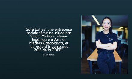 [SELFIE] Siham Meftahi, portrait d'une femme pour les femmes