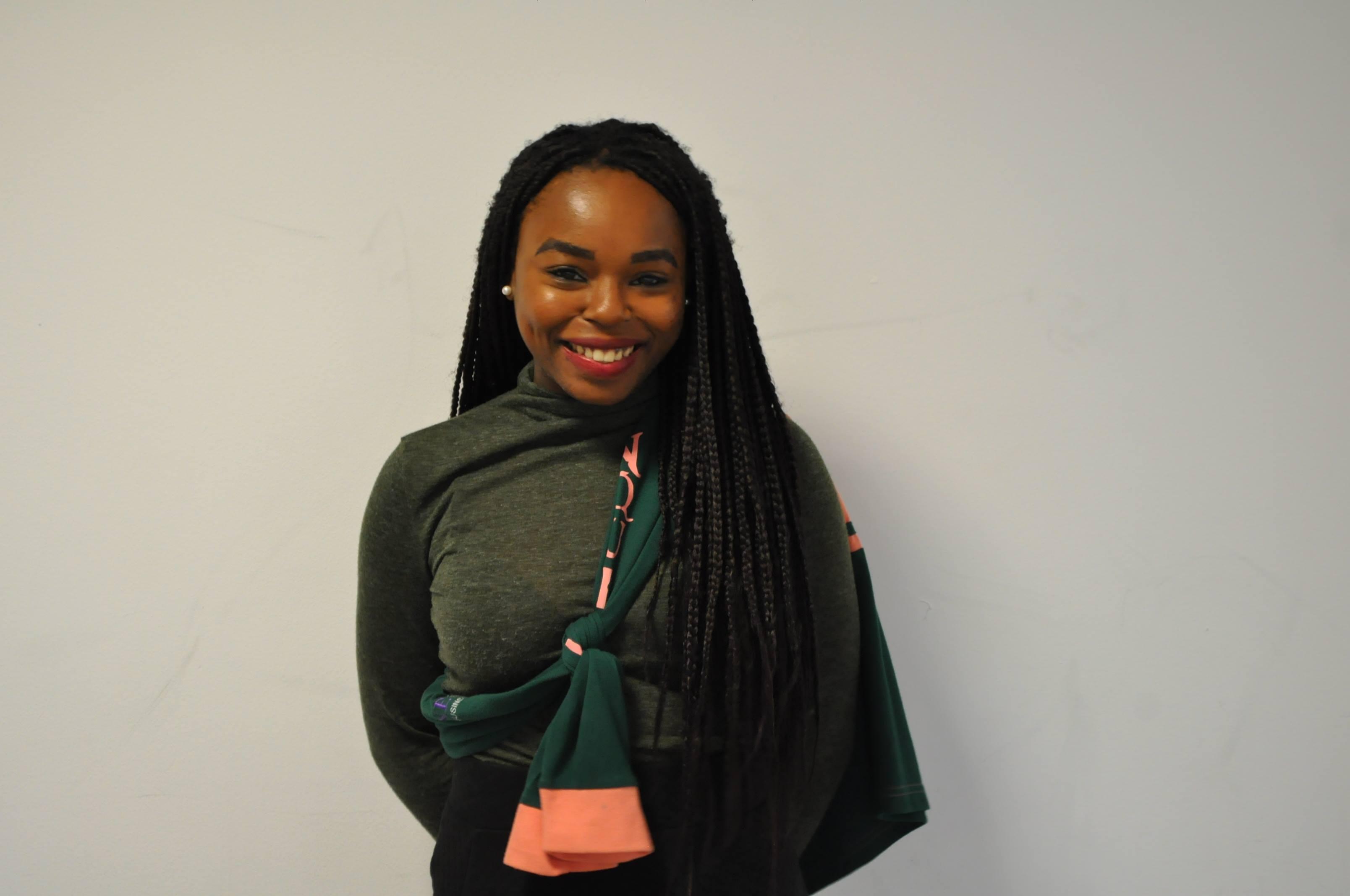 Séphora Mbaki, étudiante à NEOMA Business School