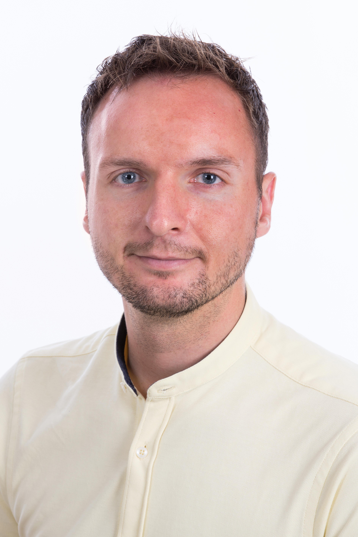 Shaun Cavaliere, directeur délégué par intérim du Bachelor © École polytechnique - J. Barande