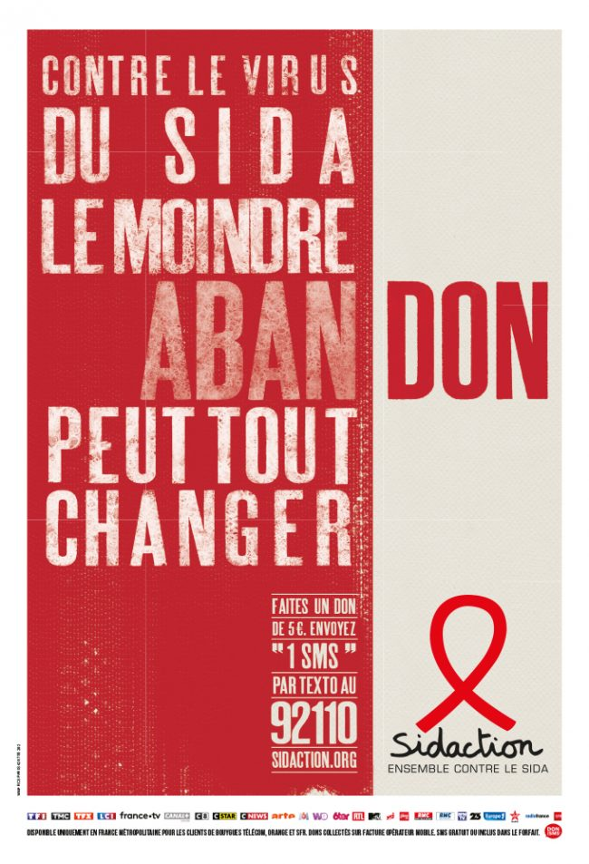 Sidaction 2018 #1SMSpeuttoutchanger