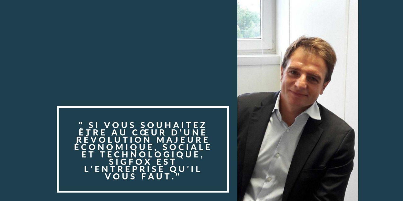 Sigfox, l'entreprise française future Amazon des objets