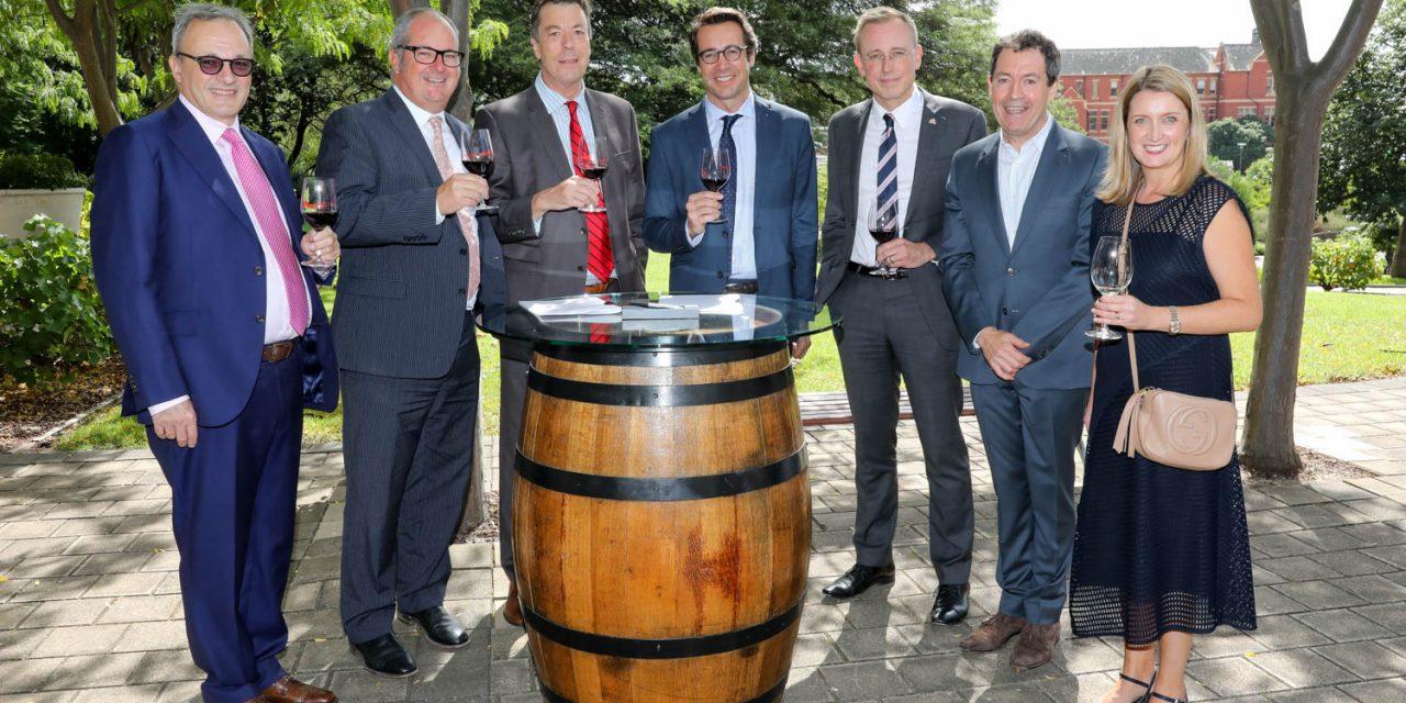 KEDGE et l'Université d'Adelaïde signent un partenariat pour l'industrie du vin