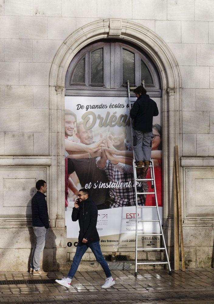 Elles ont choisi Orléans ! AgroParisTech, ESTP Paris et ISC Paris : 3 grandes écoles viennent enrichir l'offre d'enseignement supérieur d'Orléans Métropole