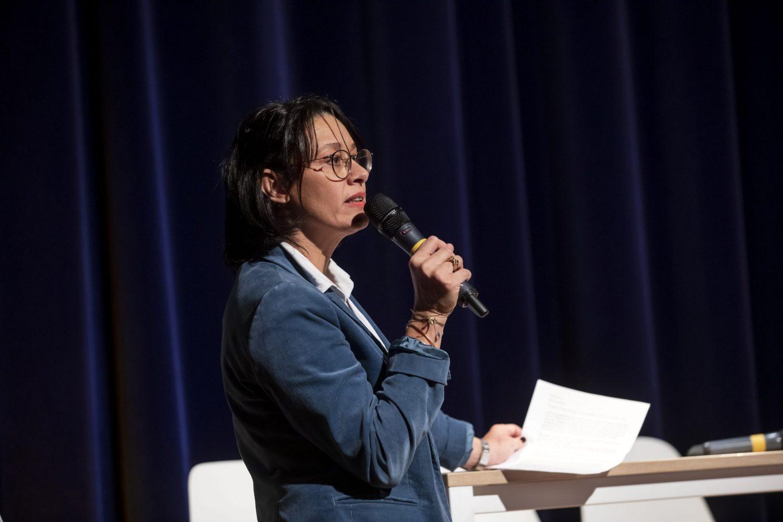 Interview de Séverine Leplus, directrice générale de Val d'Oise Habitat