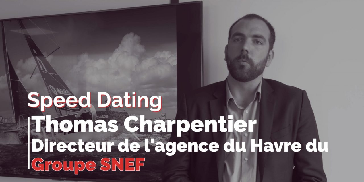 Thomas Charpentier – SNEF : « L'importance d'avoir le sens du collectif »