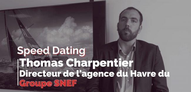 Thomas Charpentier – SNEF : «L'importance d'avoir le sens du collectif»