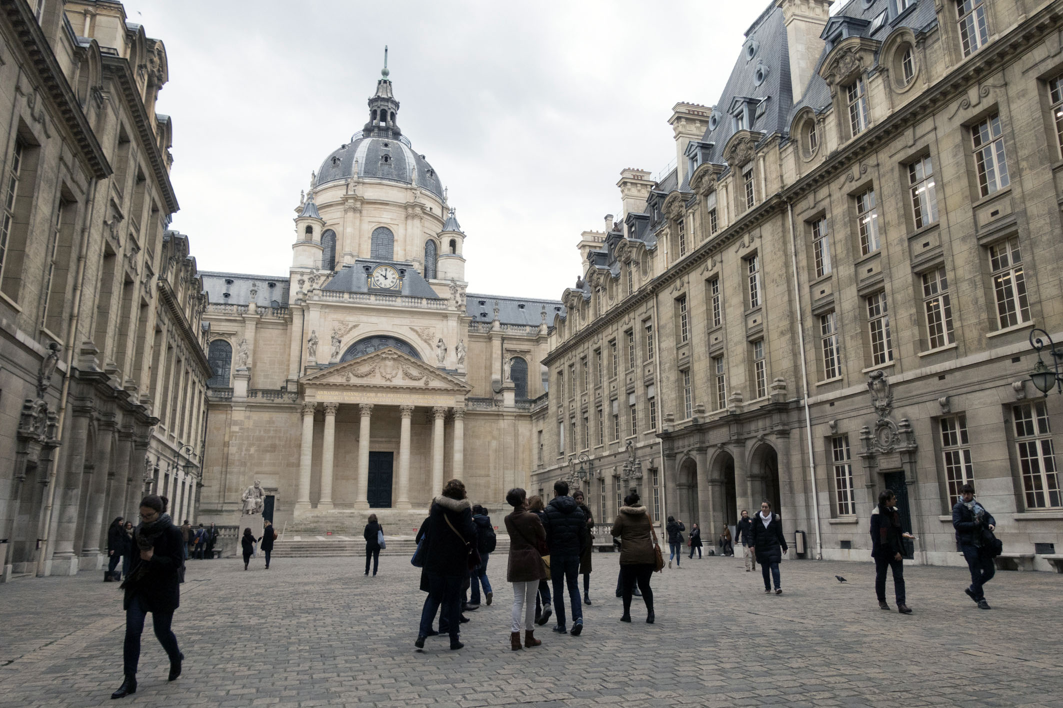 Site Sorbonne © Sorbonne Université – Pierre Kitmacher