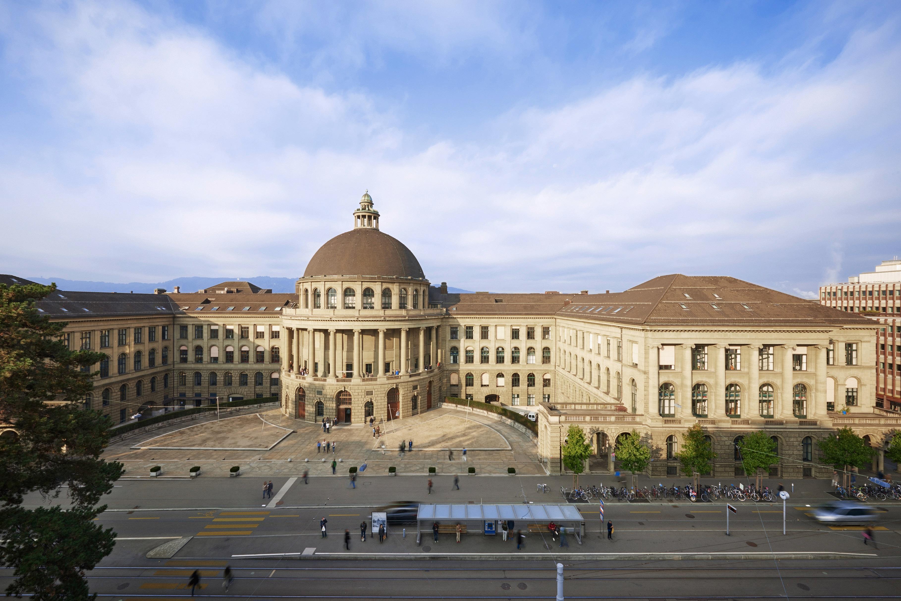 ETH Zürich, campus du centre-ville