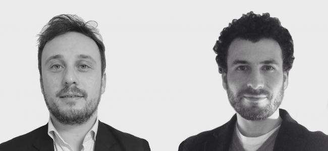 Frédéric Lavallée et Philippe Renard, cofondateurs de Gaspard le Sommelier