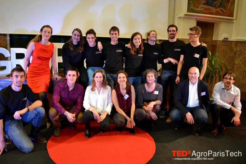 Equipe TEDxAgroParisTech