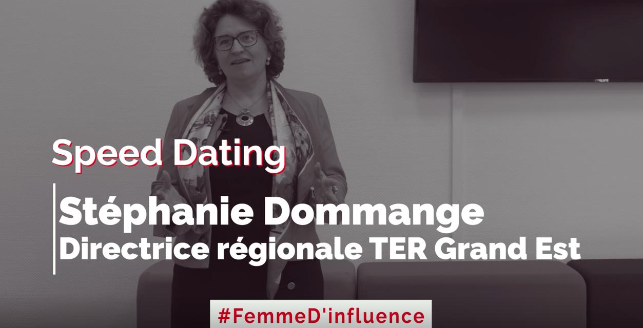 Stéphanie Dommange – TER GRAND EST : «La liberté de se déplacer»