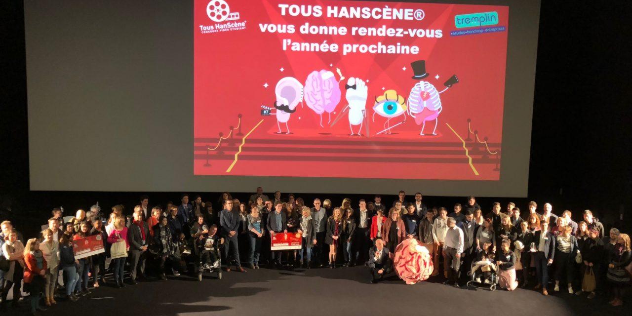 6e édition du challenge vidéo Tous HanScène® : quand le handicap fait son cinéma !