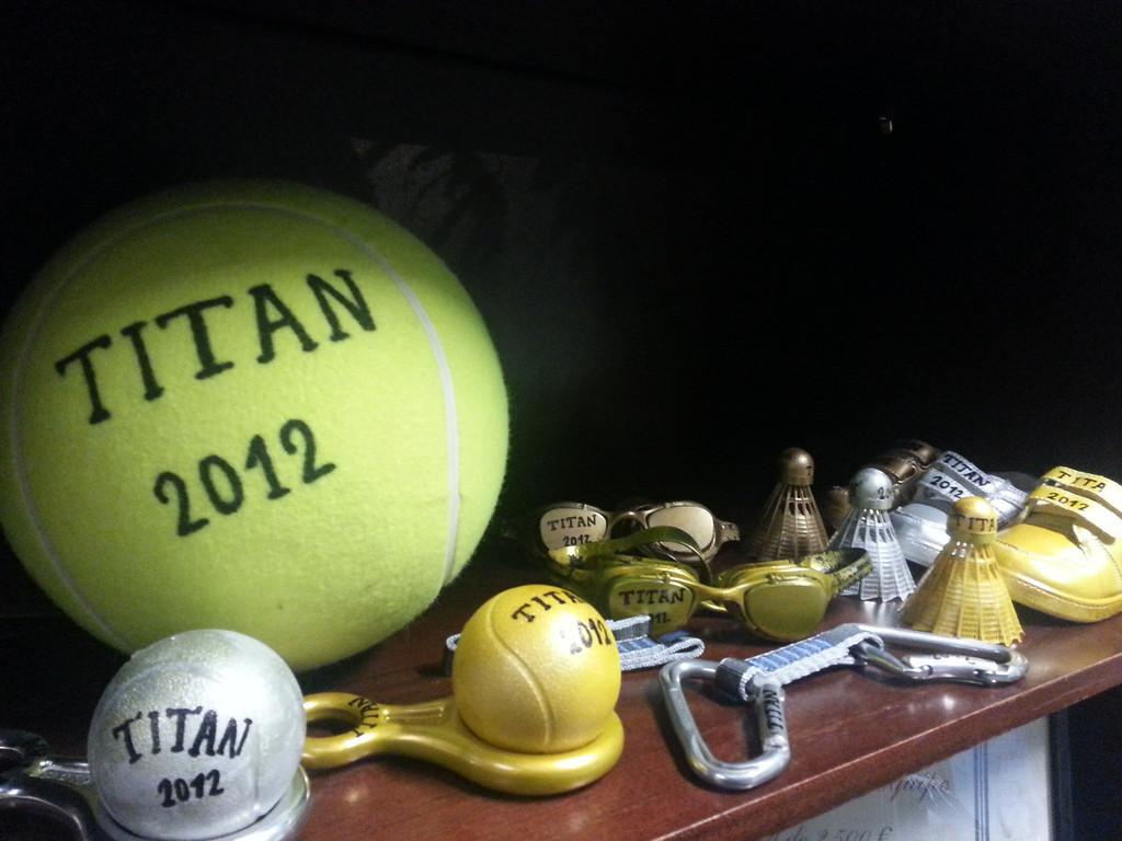 Le TITAN : du sport pour les étudiants!