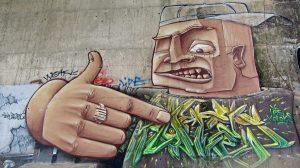 Les street-artistes sont nombreux à Toulouse.