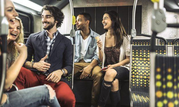 Transdev: vivez la mobilité à l'échelle d'un groupe international, en mode start-up!