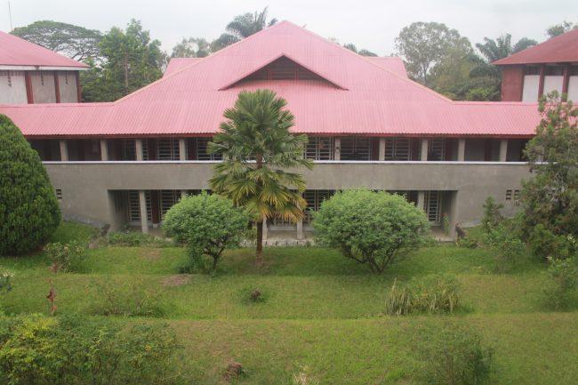 Campus de l'ICAM à Kinshasa (RDC) © ICAM