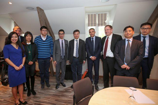 l'Université de Technologie sino-européenne de Shanghai (UTSEUS), programme franco-chinois de formation d'ingénieurs, une force pour l'UTC