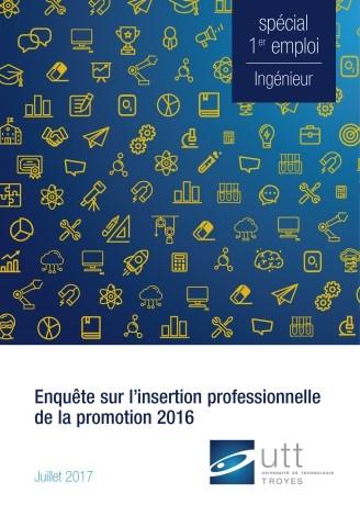 INSERTION PROFESSIONNELLE DES DIPLÔMÉS DE L'UTT