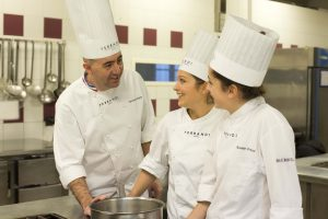 cours cuisine à FERRANDI Paris