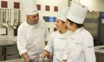 Gastronomie et management, recette signature de FERRANDI Paris