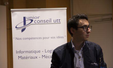 [Une JE à la Une] Rejoignez le mouvement avec Junior Conseil UTT !