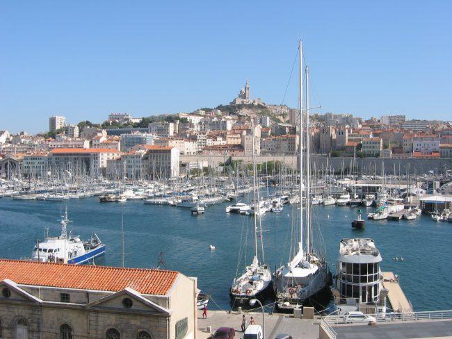 Série [Top 5 des villes étudiantes] – Marseille