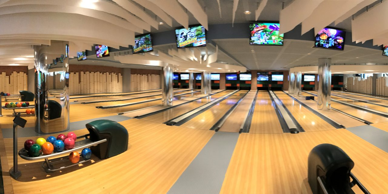 QubicaAMF : making bowling amazing* (rendre le bowling exceptionnel)
