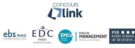 CONCOURS LINK intègre EMLV