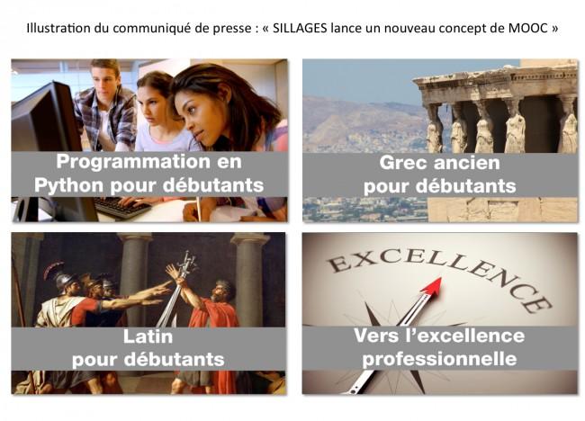 Sillages lance les premiers FLOT (MOOC) de professeurs de CPGE