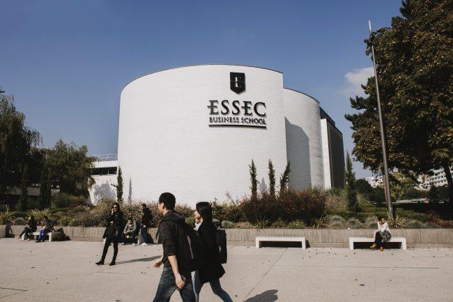 Rencontre avec le boss –Vincenzo Vinzi, Dean d'ESSEC Business School