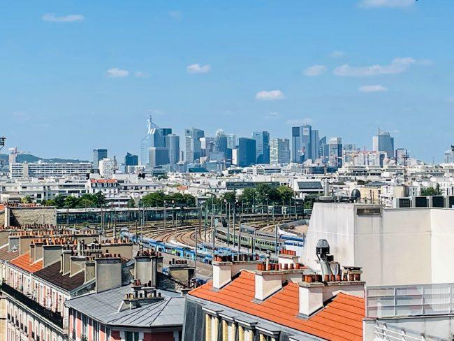 Nouveau campus parisien de l'EM Normandie
