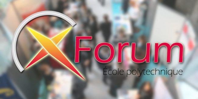 X-Forum fête avec vous la 25è édition du salon des entreprises de l'École polytechnique