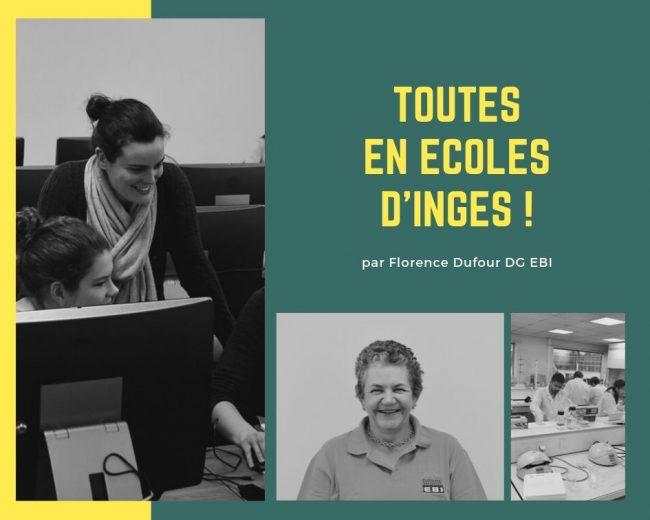 [TRIBUNE Florence Dufour] Les écoles d'ingénieurs, futur creuset du pouvoir féminin ?